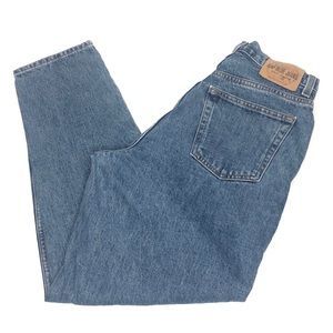 Vintage GAP 90s reverse fit high waisted mom jeans